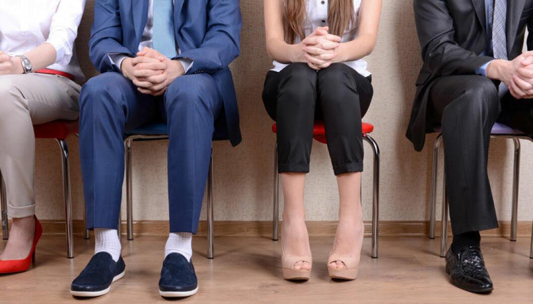 Stereotypi-tenking vil si at vi setter hverandre i bås avhengig av blant annet kjønn, etnisitet og alder. Det  kan være negativt for bedriftsledere som skal rekruttere nye medarbeidere. Microstock