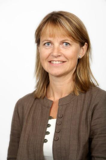 Anne Line Bretteville-Jensen. (Foto: Sirus/Nye bilder)