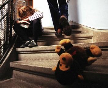 Barnevernsbarn flytter i gjennomsnitt 2,5 ganger viser ny forskning. (Illustrasjonsfoto: www.colourbox.no)