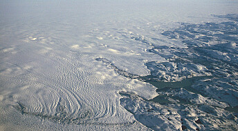 Hvor gammel er Grønlandsisen?