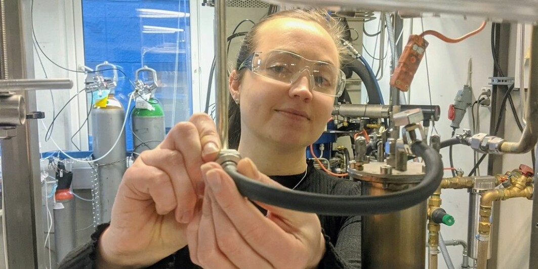 Trine Asklund Larssen has studied how different kinds of ore in metal production affect energy use and emissions.