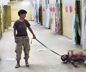Terrorfangene ble kategorisert på en ny måte; som ulovlige fiendtlig stridende. De ble unntatt fra de tradisjonelle rettighetene krigsfanger har. (Foto: Wikimedia Commons)