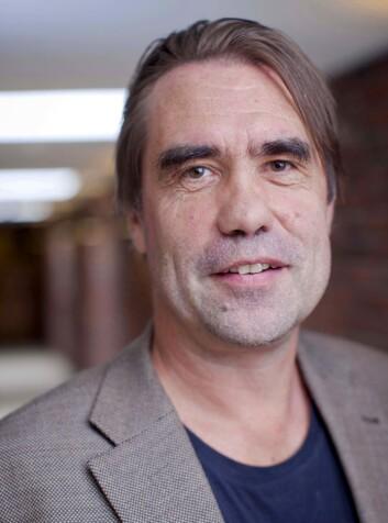 Axel West Pedersen Foto: Institutt for samfunnsforskning