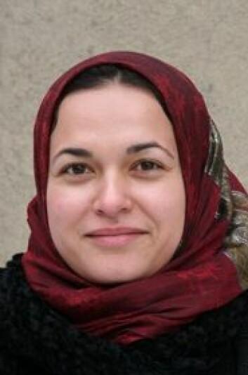 Shimaa Ali. (Foto: Mari M. Press)