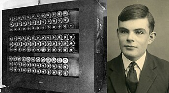 Matematikk: Årets Abelprisvinnere følger i Alan Turings fotspor