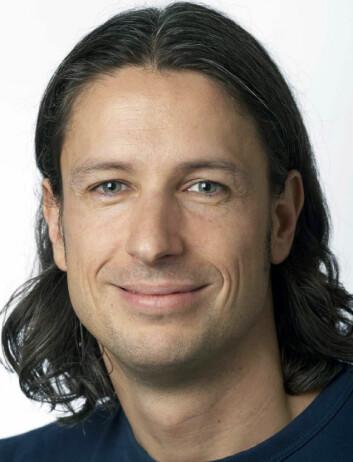 Psykolog Paul Johansson.