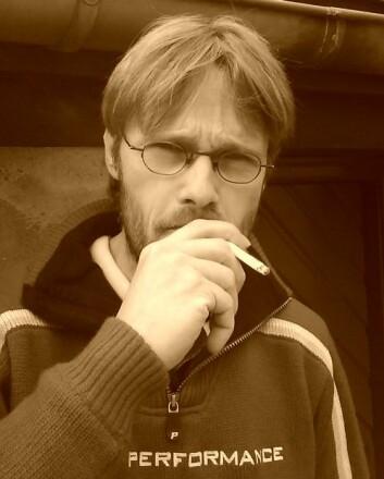 Henrik Glenner er professor i marin zoologi ved UiB. (Foto: Privat)