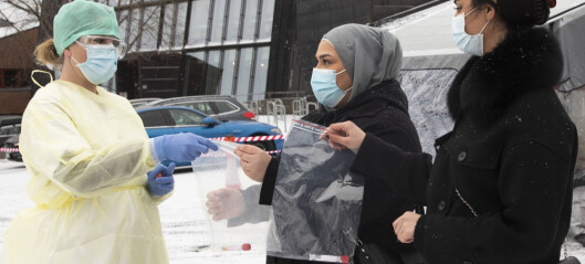 Ingen positive spyttprøver under testprosjekt i Oslo