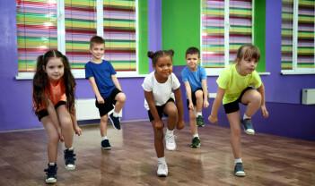 Samarbeidslæring og dans! En bra kombo