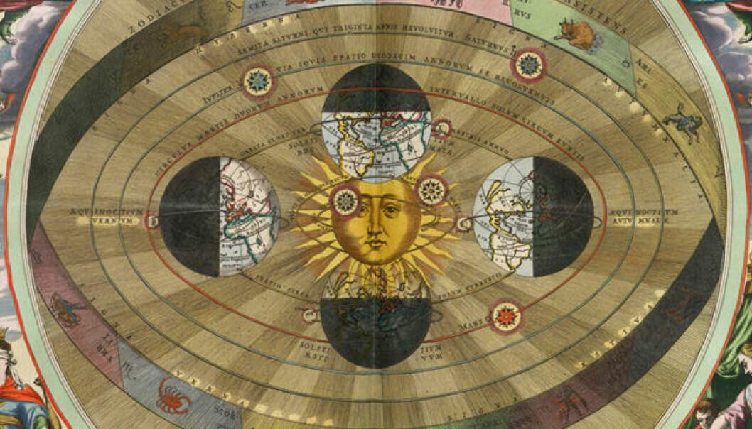 Astronomiens ti største oppdagelser