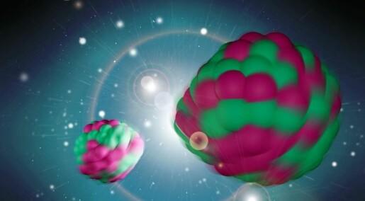 Uventet resultat ga innsikt i hva som skjer når atomkjerner splittes