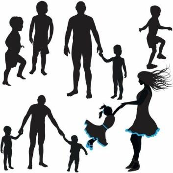 Det har skjedd en stor endring i mulighetene vi har for hva slags samlivsform vi velger, ifølge Tone Hellesund. (Illustrasjonsfoto: www.colourbox.com)