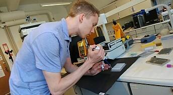 Ny analysemetode for biologiske prøvar