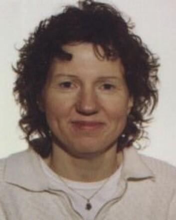 Anne Stene. (Foto: Veterinærinstituttet)