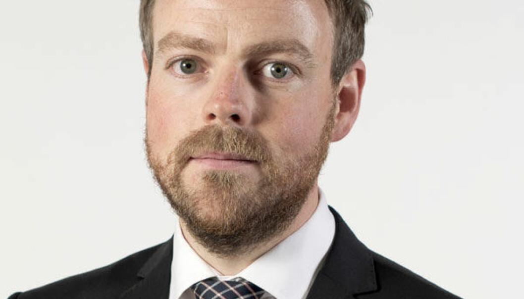 Kunnskapsminister Torbjørn Røe Isaksen. Thomas Haugersveen/Statsministerens kontor