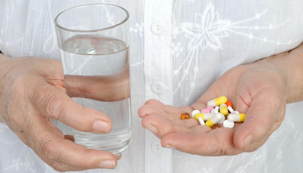 Mange demente tar alternativ medisin
