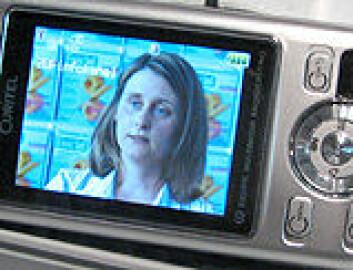 """Digital Multimedia-mottaker"""