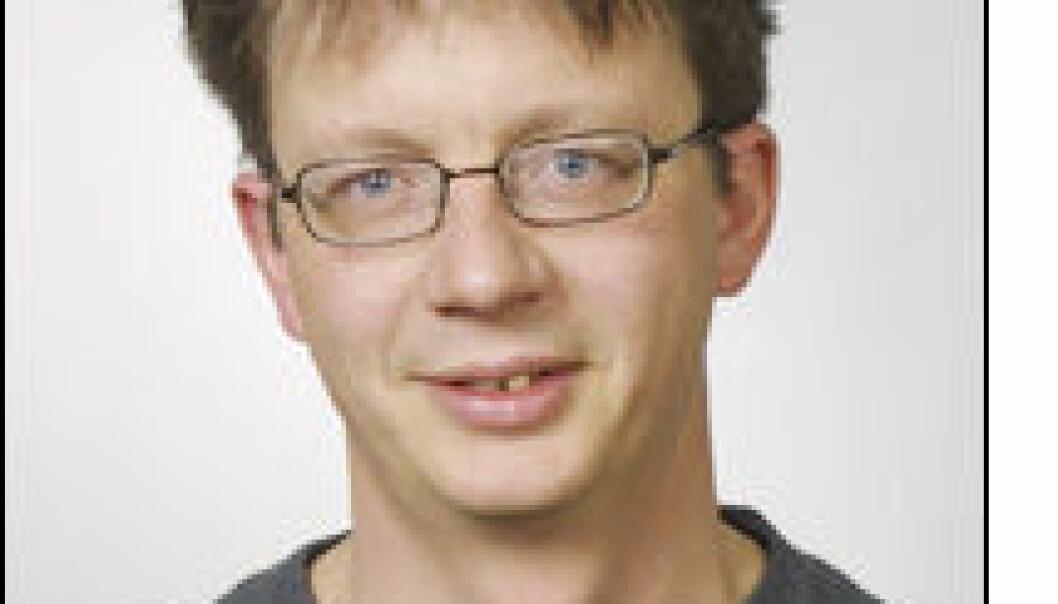 """""""Forsker Knut Rudi, Matforsk"""""""
