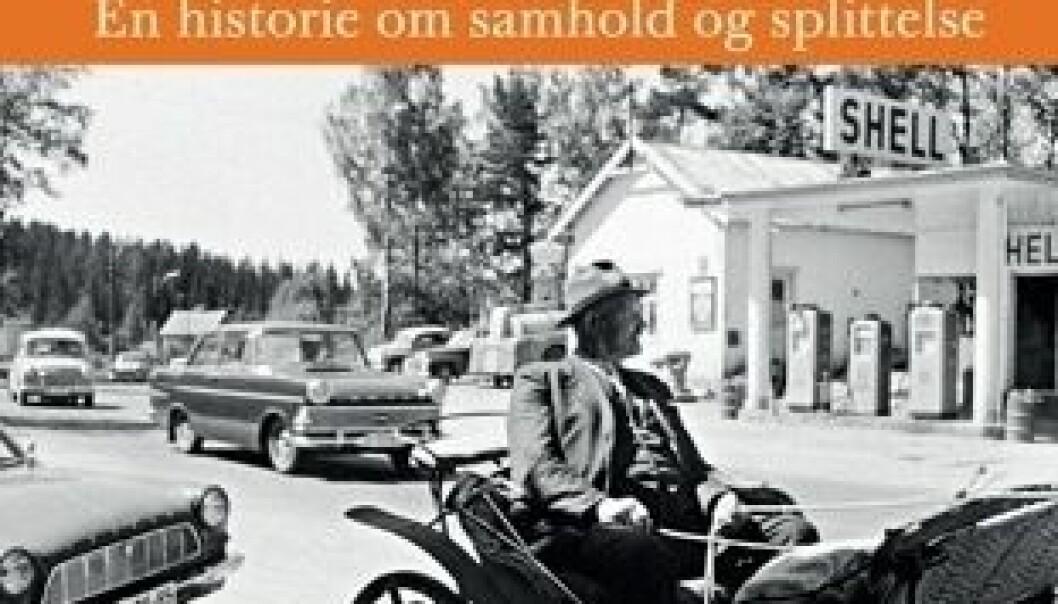 Spriter opp Skedsmo kommunes historie