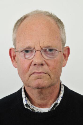 Tor Bjørklund (Foto: UiO)