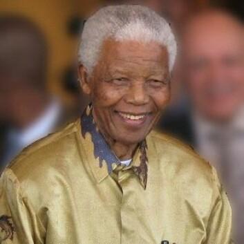 Som den første svarte presidenten i Sør-Afrika (1994-1999) hadde Nelson Mandela hovedansvaret for overgangen fra apartheid til demokrati. (Foto: Anghy)