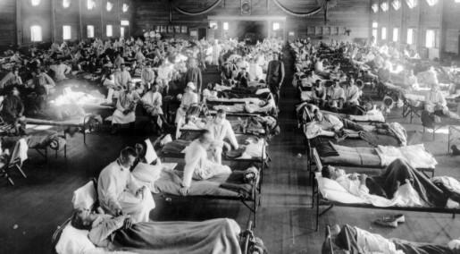 Gjenskaper spanskesykevirus i omstridt forsøk