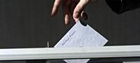 Jobb, skole og alder avgjør om du stemmer