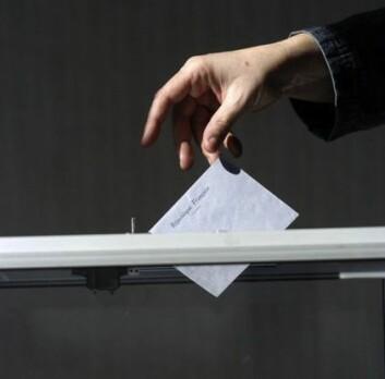 Prediksjonsmarkeder er mer nøyaktige til å forutsi valgresultater enn meningsmålinger. (Illustrasjonsfoto: www.colourbox.no)