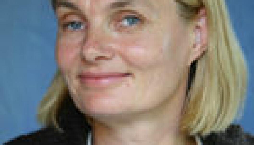 """""""Forsker Marianne Røed"""""""