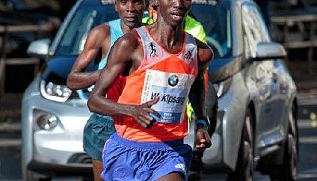Mindre variasjon kan gi bedre maratontider