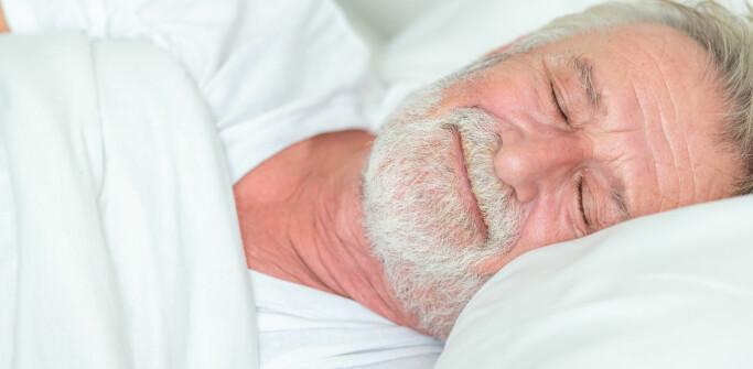 Sover du bedre under pandemien?