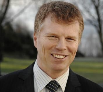 Professor Ola H. Grytten, NHH.
