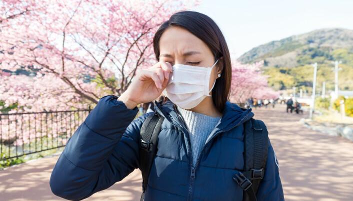 Et stoff vi allerede har i kroppen kan gi håp for folk med allergi og astma