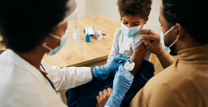 Små barn skal teste vaksine mot korona