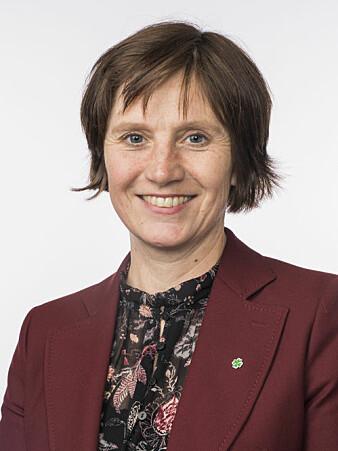 - Kapasiteten i barne- og ungdomspsykiatrien er sprengt, tilbudet må styrkes, sier Kjersti Toppe, stortingsrepresentant for Senterpartiet.(Foto: