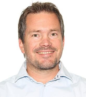 Rolf-Arne Sætre er politioverbetjent og etterforsker i Kripos.