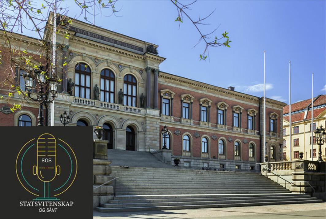 Uppsala universitetet ble grunnlagt i 1477, og er det eldste universitetet i Skandinavia.