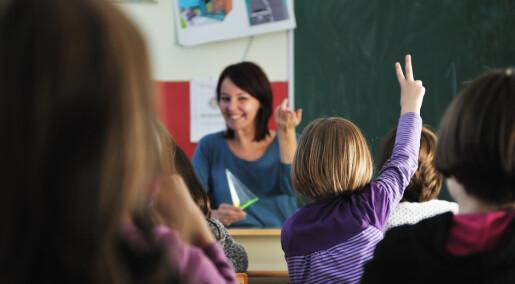 Hva fremmer nytenkning i skolen?