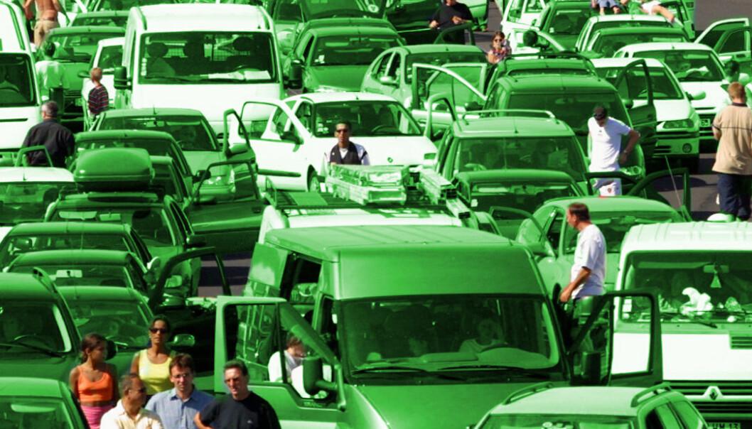 (Illustrasjonsfoto: www.colourbox.no, bearbeidet av forskning.no)