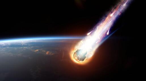 Er en gigantmeteoritt opprinnelsen til vulkaner, jordskjelv og tsunamier?