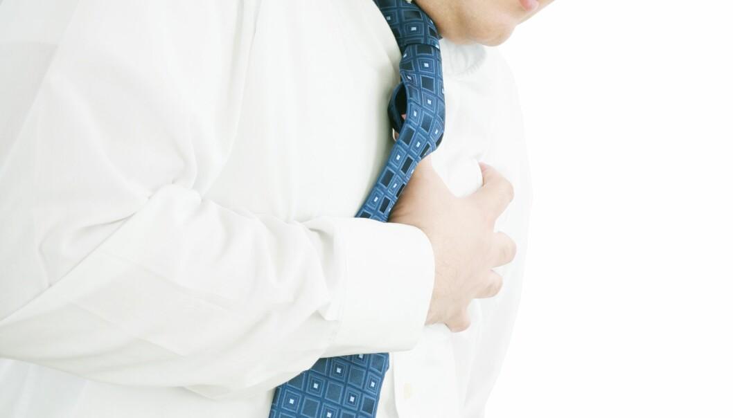 Statens Serum Institut tilbyr nå en risikovurdering av hvor stor risiko man har for å dø av hjertesykdommen hypertrofisk kardiomyopati. Det er forskere fra instituttet som nettopp har gjort den oppdagelsen (David Castillo Dominici fra Colourbox)
