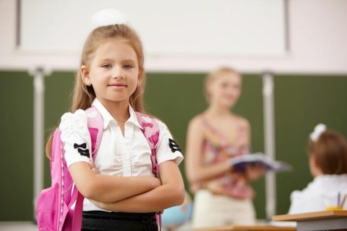 Jenterollen er i endring, og har fått en helt ny posisjon i offentligheten. (Foto: Colourbox.com)
