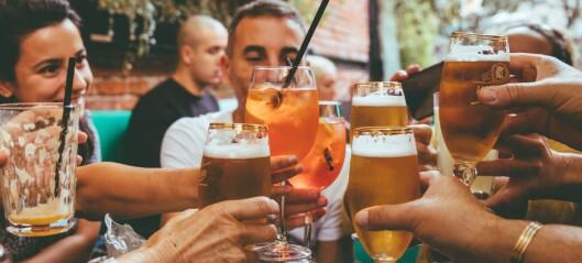 Forskere testet alkohol og trening: Hver deltager drakk opptil en halvflaske vodka