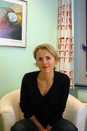 """""""Professor Gro Mjeldheim Sandal fikk nylig en stor bevilgning fra Forskningsrådet for å se på problemstillinger knyttet til mangfold og rekruttering. (Foto: Silje Gripsrud)"""""""