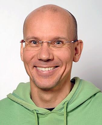 Professor Jukka Corander from the University of Oslo.