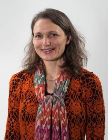 Randi Lise Davenport (Foto: Torje Jenssen, UiT)