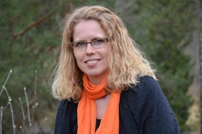 Marianne Nordstrøm leder et forskningsprosjekt som har studert helsen til tre grupper utviklingshemmede som bor i egen bolig. Resultatene er nedslående. (Foto: Frambu)