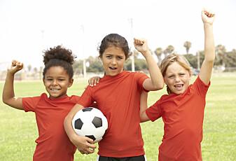 Hvordan kan vi få flere jenter med på idrett?