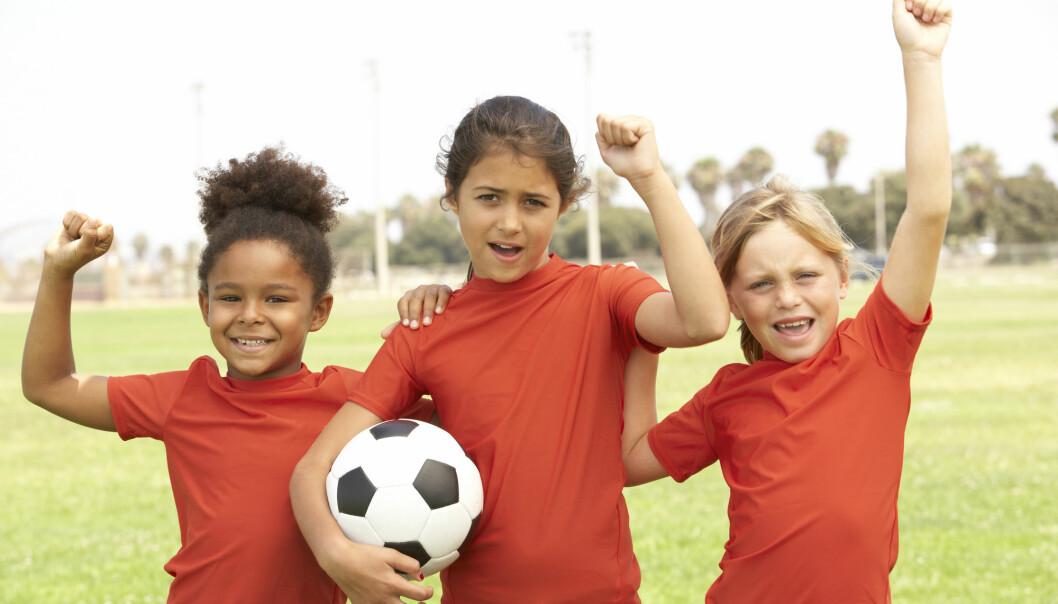 I Norden tenker vi at alle barn og ungdom bør drive med idrett. Slik er det ikke i alle land.
