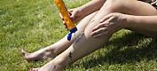 Nå skal fagfolk vurdere fordeler og ulemper ved å bruke solkrem